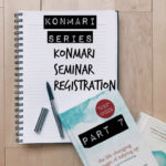 KonMari Series || KonMari Seminar Registration (Part 7)